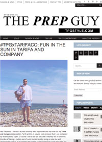 The Prep Guy Blog